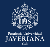 Logo Pontificia Universidad Javeriana Cali